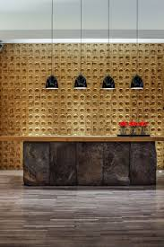 Spa Reception Desk This Spa In China Mixes Traditional And Contemporary Design