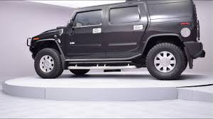 2003 black hummer h2 suv 3h135112 youtube