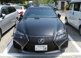 lexus gs india lexus gs f 2016 13 june 2017 autogespot