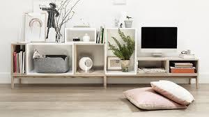 meuble tv caché 5 astuces pour cacher sa tv