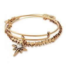 star bangle bracelet images Diamond north star bracelet charm set of 2 alex and ani jpg
