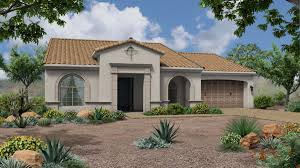 spanish colonial house plans entertainer plan 1155 victory at verrado active maracay homes