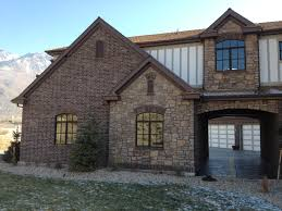 Home Exterior Design Brick And Stone Ancient Villa Cottage Style Stone U0026 Brick Hhdu Com Cultured