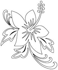 download hibiscus coloring pages bestcameronhighlandsapartment com