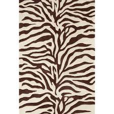 Charlotte Collection Rugs Zebra Tufted Wool Rug Dash U0026 Albert