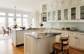 a classic all white kitchen old house restoration products