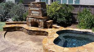 custom outdoor fire pits outdoor fireplace outdoor fireplace and fire pit designs