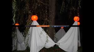 diy halloween themed party decorations youtube