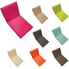 galette de chaise de jardin coussin de chaise jardin pour fauteuil exterieur topiwall 13 confort