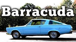 opel cars 1960 regular car reviews 1966 plymouth barracuda youtube