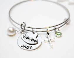 godmother bracelet processing time is 5 business days by loveherbyalissa on etsy