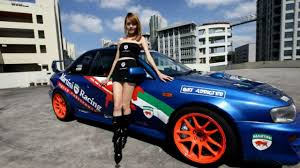 martini racing martini racing products car park drift interview youtube