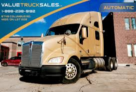 kenworth automatic used 2011 kenworth t 700 automatic for sale mississauga on