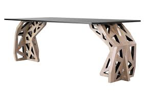 Aponte Table Designer Tables From Iconic Interiors - Designer table