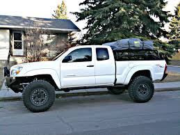 Toyota Tacoma Double Cab Roof Rack best roof rack set up ttora forum