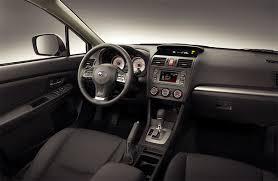 2012 Subaru Forester Interior 2012 Subaru Impreza Now Driven Outside New England Boston