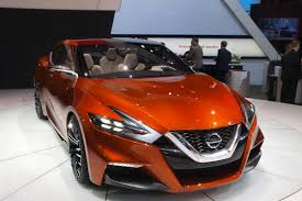 nissan altima 2015 top speed nissan boss says 2015 maxima coming this fall will stay close to