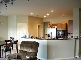 recessed lighting design galley kitchen bronze recessed lights
