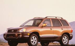2001 hyundai santa fe road test u2013 review u2013 car and driver