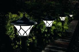 Led Landscape Light Kits Malibu Landscape Light Kits Low Voltage Lights Lot Of 6 Low
