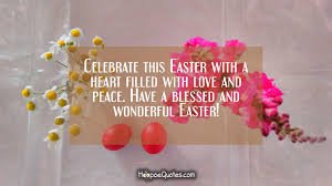 send this beautifull greeting balloons celebrate this easter with a heart filled with and peace