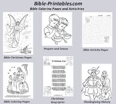 bible coloring pages christian activity sheets prayers and