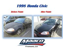 1998 honda civic before u0026 after come by today for a free written