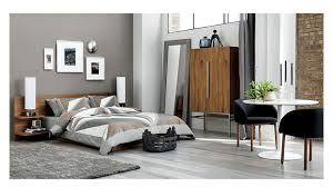 muse wood bedroom cabinet cb2