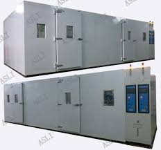 chambre climatique promenade adaptée aux besoins du client dans l équipement de test