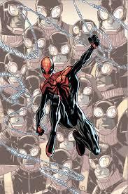 black manta superior spiderman battles comic vine
