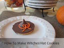 halloween cookies witch hat cookies witches and holidays
