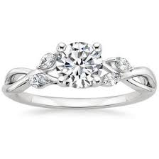 engagement ring settings only engagement ring settings brilliant earth diamond rings