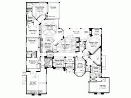 large 1 story house plans mediterranean house plan extraordinary one story modern plans