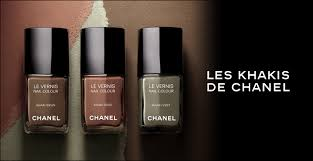 les khakis de chanel nail polish u2013 spoiled pretty