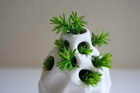 Plant Vase All From The Same Mold Vase Pot Speaker Candle Holder By