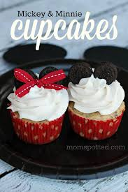 mickey mouse cupcakes minnie mickey mouse oreo cupcakes spotted