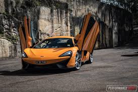 mclaren supercar 2017 2017 mclaren 540c review video performancedrive