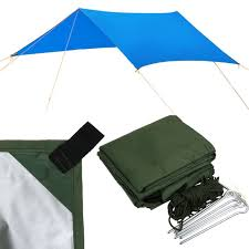 ultralight lightweight camping tent tarp mini shelter mat hammock