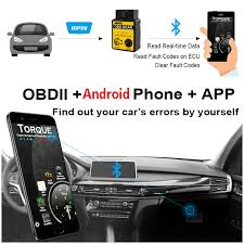 obd2 scanner android elm327 auto scanner elm 327 v 1 5 bluetooth obd2 scanner for