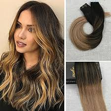 24 inch extensions ugeat 14inch to 24inch balayage color hair extensions 100