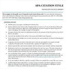 format apa citation apa format exle reference granitestateartsmarket com