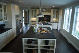 Large Kitchen Island Large Kitchen Layouts Home Design Ideas