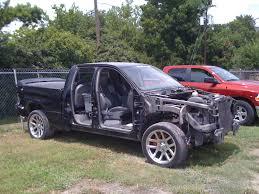 wrecked dodge trucks my qc got wrecked pics inside dodge ram srt 10 forum