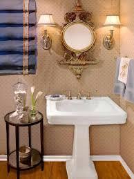 small half bathroom designs or powder room hgtv bath the perfectly u half small half bathroom