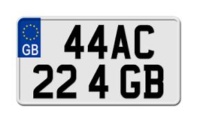 Front Vanity Plates Vanity British Brand License Plates British Custom Front License