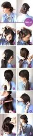 15 quick and easy everyday hairstyle ideasall for fashion design