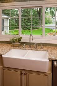 Lovely Drainboard Kitchen Sink  White Porcelain Kitchen Sink - White enamel kitchen sinks