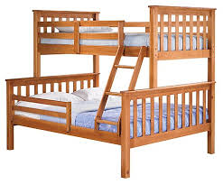 Bed Rail For Bunk Bed Palace Imports Mission Bunk Bed
