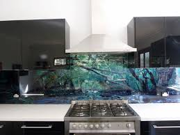 kitchen glass splashback ideas kitchen bathroom glass splashbacks adelaide glass painters