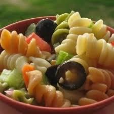 Pasta Salad Recipes With Italian Dressing Pasta Salad Recipes Allrecipes Com